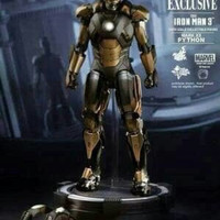 Hot Toys Iron Man Mark 20 Phyton