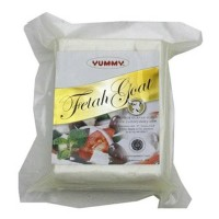 Yummy fetah goat cheese 250gram