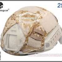 Helmet Cover - Emerson FAST / MICH 2000 / 2001 - SandStorm