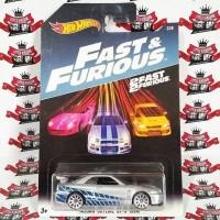 Hotwheels Fast n Furious Series Nissan Skyline GTR R34