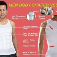 Slim n Lift Body Sharping for Man / Slimming Suit Man