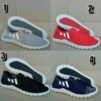 sepatu sneakers adidas slip on sepatu kets grade ori sepatu cwe cwo