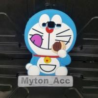 Case 4D Doraemon Dorayaki Samsung J1 Mini Prime/V2/Karakter/Silikon/3D