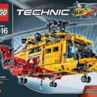 Lego 9396 Technic : Helicopter