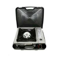 Jual Kompor Portable Kenmaster 2in1 gas dan elpiji Murah