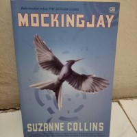 Jual novel 2nd hunger games : mockingjay (suzanne collins) Murah