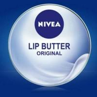 NIVEA LIP BUTTER ORIGINAL DAN COCOA
