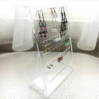 Accessories Display stand ( Tempat anting meja)