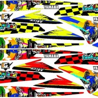 STRIPING VARIASI MIO SPORTY THAILOOK