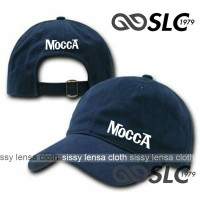TOPI BASEBALL MOCCA BAND D26 - SLC