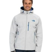 Jaket TNF THE NORTH FACE APEX BIONIC HOODY SOFTSHELL MENS Size M
