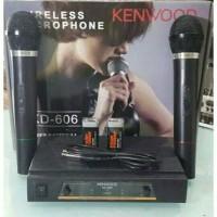 Harga mic micropon wireless kenwood kd | antitipu.com
