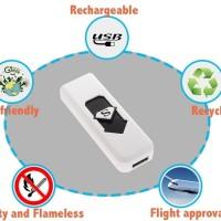 Best Seller Korek Api Elektrik charge charging USB Cigarette Lighter