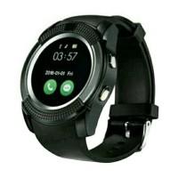 Smart Watch V8 / bisa Telp-Sms + memory card + Selfie + Sosmed.dll.