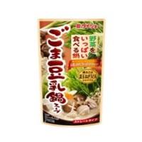 DAISHO GOMA TOUNYU NABE SOUP (Soup base for steamboat : Soy milk)