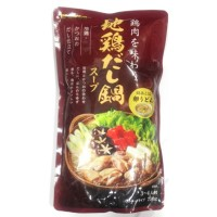 DAISHO JIDORI DASHI NABE SOUP (Soup base for steamboat : Chicken)