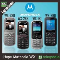 Hape Motorola WX-280 / WX-288 / WX-181 / WX-390 Handphone Motorola