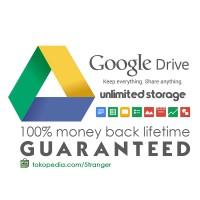 Akun Google Drive Unlimited Lifetime