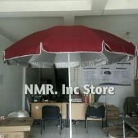 harga Payung Tenda Jualan Dagang Pkl, Stand, Cafe, Diameter 250cm (2 Lapis) Tokopedia.com
