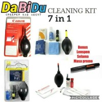 BLOWER CLEANING KIT SET CANON FOR CAMERA LAPTOP GADGET MONITOR