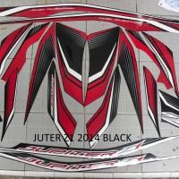 Sticker Motor yamaha jupiter z1 2014 Striping Motor