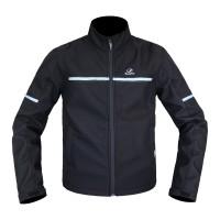 Jaket Respiro Tourage R1 Black | Jaket Motor harian Pria Anti Angin