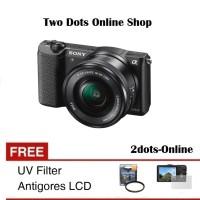 Sony Alpha 5100 16-50 mm Alpha ILCE A5100 16-50mm + Free UV Filter