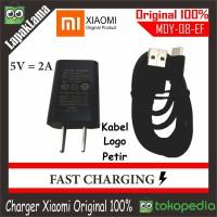 Charger hp Xiaomi 2A Original ORI 100% Chargeran Kabel Data 100 % ORI