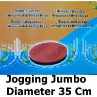 Jogging Jumbo Magnetic Trimmer Alat Pelangsing Tubuh
