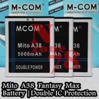 Promo BATERAI MITO Fantasy Max A38 Ba 00100 DOUBLE POWER PROTECTION G