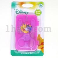Jual Baby Manicure Set With Case / Alat Gunting Kuku Bayi Disney Pooh GB027 Murah