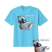 Kaos Anak Bernard Bear Ajs479