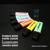 Stabilo Boss Pastel Colors