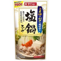 DAISHO SHIO NABE SOUP (Soup base for steamboat : Salt)