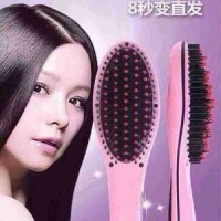 [New] Sisir listrik ion catok rambut lurus blow iron fast hair