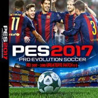 PES 2017 PRO EVOL SOCCER PTE PATCH 60 61 PLAYGAME PC