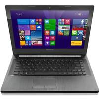 laptop lenovo G40-45 amd e1/2gb/500gb win 10 original n Murah