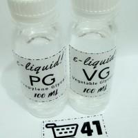 Paket Promo VG + PG Pharmaceutical Grade / E-liquid DIY 100ML