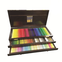 Back to top HOLBEIN Colored Pencils 150 Colors Wooden Box