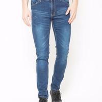 Celana Jeans Panjang Stretch Pria Hugo Gold Premium Classic ( Sot Jean