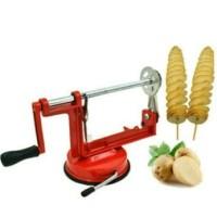 Jual Potato slicer/alat potong kentang spiral/pemotong kentang Murah