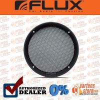 Flux FG 165 Grill Midbass Mesh + Plastic Grill 6 Inch By Cartens Store