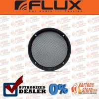 Flux FG 90 Grill Midrange Mesh + Plastic Grill 3 Inch By Cartens Store