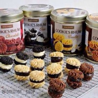 Jual Cookies Rhum - One Bite Series Murah