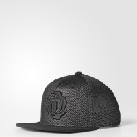 Topi Snapback Adidas Derrick Rose 5.0 Snap BK3049 BNWT Original Asli