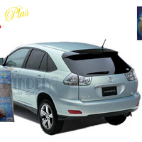Cover mobil / Bodycover / sarung mobil Toyota Harrier