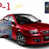 Cover mobil / Bodycover / sarung mobil Proton GEN 2