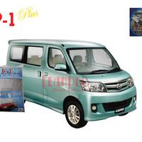 Cover mobil / Bodycover / sarung mobil Daihatsu LUXIO, Grand max