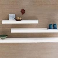 Hotlist terlaris 1 Set (5pcs)Floating Shelf 100cm,40cm,20cm lebar
