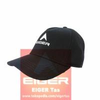 Topi Eiger T 557 Baseball Cap Navy Blue - Original